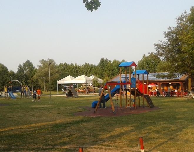 Parco Bapi a Mestrino